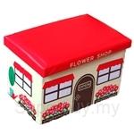 Coby Box Flower House Multipurpose Storage Box