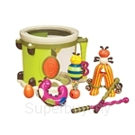 BToys Parum Pum Pum Drum (18 Months - 3 Years)