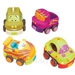 BToys Wheeee-ls Soft Cars (1 - 4 Years)
