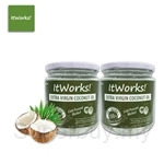 [Bundle Set] ItWorks Extra Virgin Coconut Oil Jar 250ml x 2 units
