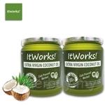 [Bundle Set] ItWorks Extra Virgin Coconut Oil Jar 500ml x 2 units