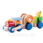 Wonderworld Toys Safari Train