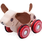Wonderworld Toys Wheely Puppy