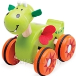 Wonderworld Toys Wheely Dragon