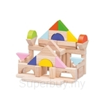 Wonderworld Toys 50 Pieces Block