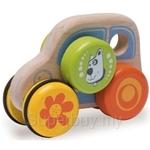 Wonderworld Toys Puppy Car