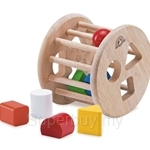 Wonderworld Toys Rolling Sorter