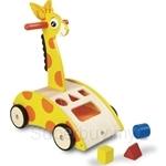 Wonderworld Toys Giraffe Walker