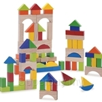 Wonderworld Toys 100 Pieces Block
