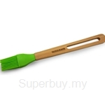 Fackelmann FSC Small Silicone Brush 25.5cm Beech Wooden - 31061