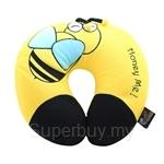Happy Hoops Bee Honey Me Neck Cushion