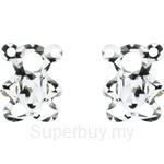 Lazo Diamond 9KW White Gold Earring - 8E2099