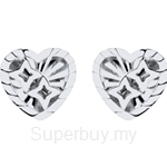 Lazo Diamond 9KW White Gold Earring - 8E2295
