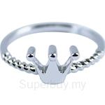 Lazo Diamond 9KW White Gold Ring - 8R0824