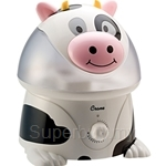 Crane Cow Adorables Ultrasonic Cool Mist Humidifiers
