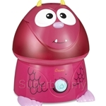 Crane Red Horribles Ultrasonic Cool Mist Humidifiers