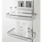 SMARTLOC Rectangle Rack 2 Shelves (1pc) - SL-12001
