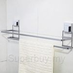 SMARTLOC Double Towel Bar 45cm (1pc) - SL-12029