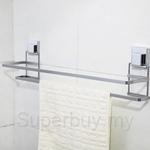 SMARTLOC Double Towel Bar 45cm (1pc) - SL-12029