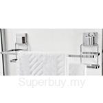 SMARTLOC Double Towel Bar 45cm (1pc) - SL-12030