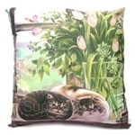 HCF By the Window 22 inch Square Pillow - HSP1-1