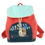 HCF Circus de Henry Backpack (Red) - FBP1A-59S