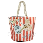 HCF Circus de Henry Bucket Tote (Red) - FTB10A-59S