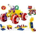 PWP Kids Station Small Creative Construction Building Block (1kg) - MTSC