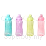 Eplas 1500ml BPA Free Bottle with Straw EGX-1500BPA