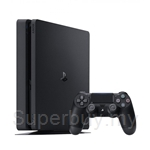 Sony PlayStation 4 Slim 500GB Black (Sony Malaysia)
