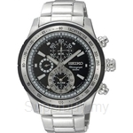 Seiko SNAC89P1 Gents Alarm Chronograph Watch