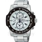 Seiko SNAD13P1 Gents Alarm Chronograph Watch