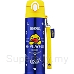 Thermos 0.55L B.Duck Easy Open Flask with Strap - JNT-550BD
