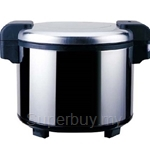 Takada Commercial Stainless Steel Rice Warmer 13L - ISB-13RW