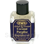 Ashleigh & Burwood Coconut Paradise Fragrance Oil - ABFO017
