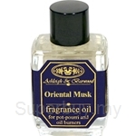 Ashleigh & Burwood Oriental Musk Fragrance Oil - ABFO050