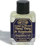 Ashleigh & Burwood Ylang Ylang and Rosebuds Fragrance Oil - ABFO132