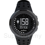 SUUNTO M-Series Watch - M5 Men (All Black)
