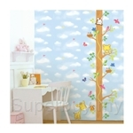 IR Kid's Room Wall Deco Sticker - Story Of Wood (50cmx70cm)