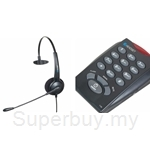 Professional Call Center And Communication Headset KJ Combo Set 3