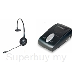 Professional Call Center And Communication Headset KJ Combo Set 2