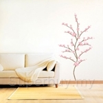 IR Cherry Blossoms (Sakura) Cherry Blossoms (Sakura)o Wall Deco Sticker (57cmx70cm)