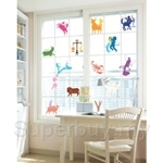 IR Horoscope Wall Deco Sticker (50cmx70cm)