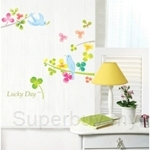 IR Lucky Day Wall Deco Sticker (32cm x 60cm)