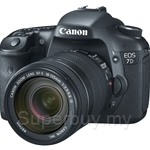 Canon EOS 7D Kit II EF-S 18-135IS