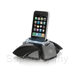 JBL Onstage Micro 3 Portable Loudspeaker Dock for iPod and iPhone with Remote Control White-Black