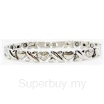 Criss Magnetic Bracelet for Ladies - SSW-8032
