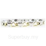 Criss Magnetic Bracelet for Ladies - SSW-8232-G