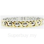 Criss Magnetic Bracelet for Ladies - SSW-8005-G