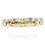 Criss Magnetic Bracelet for Ladies - SSW-8132-G